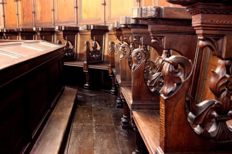 Coro della basilica di Santa Croce, restauro ultimato